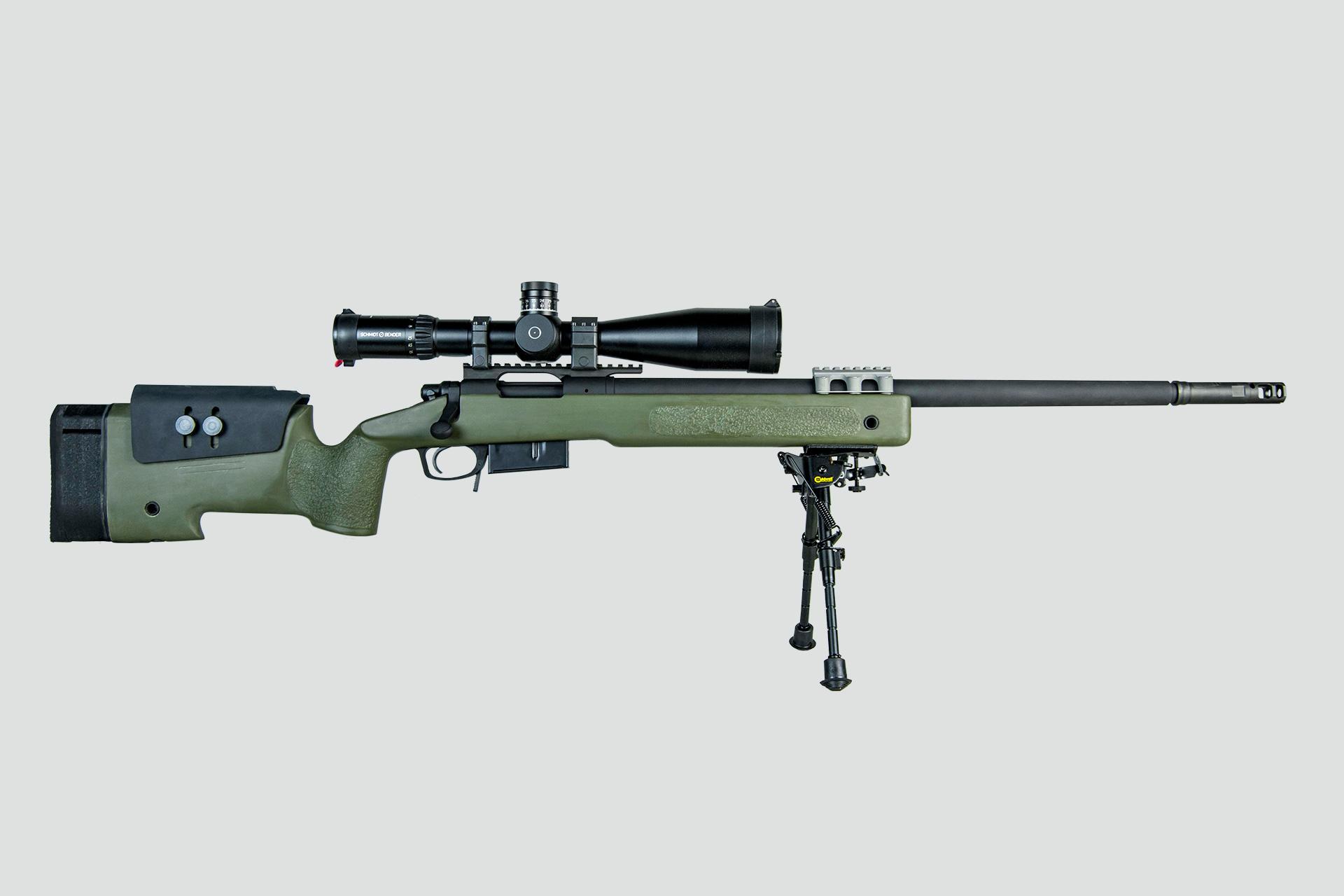 USMC Mil-Spec - C&H Precision Weapons