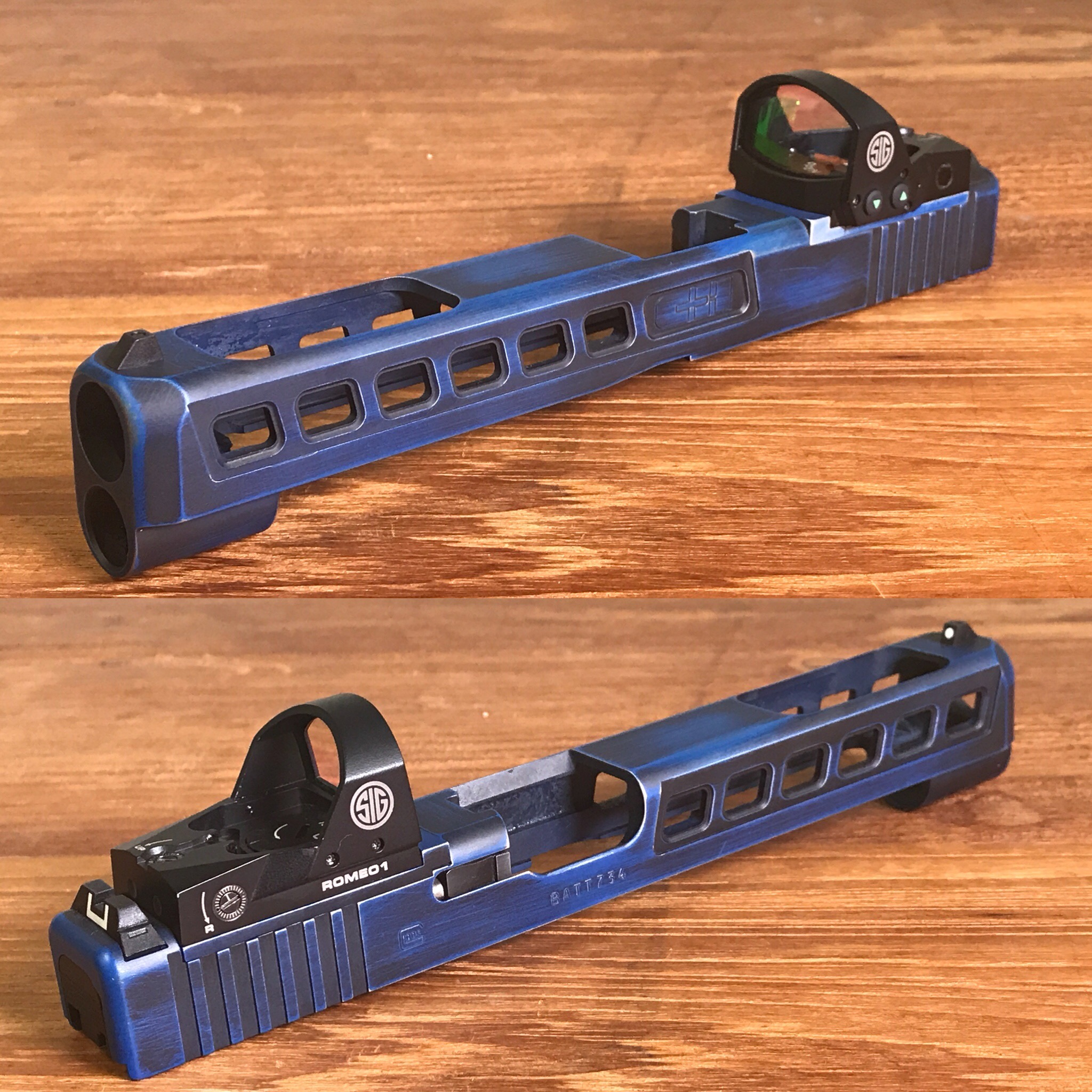 Slide Cut for your Red Dot / Reflex Sight